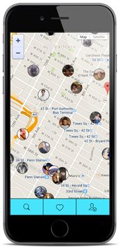 Stalk App Chat app for Android